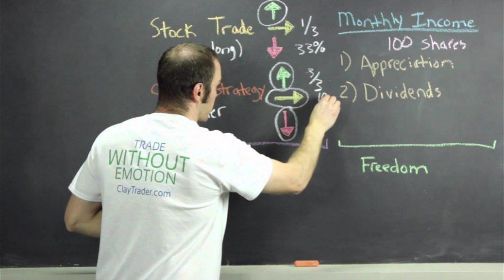 Advanced options trading strategies