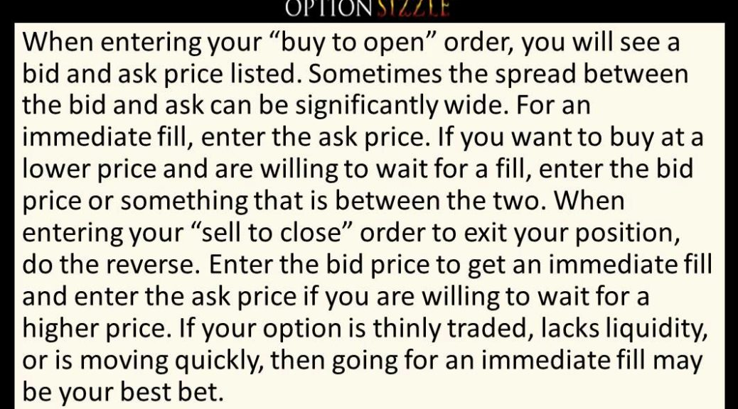 Options trading dummies