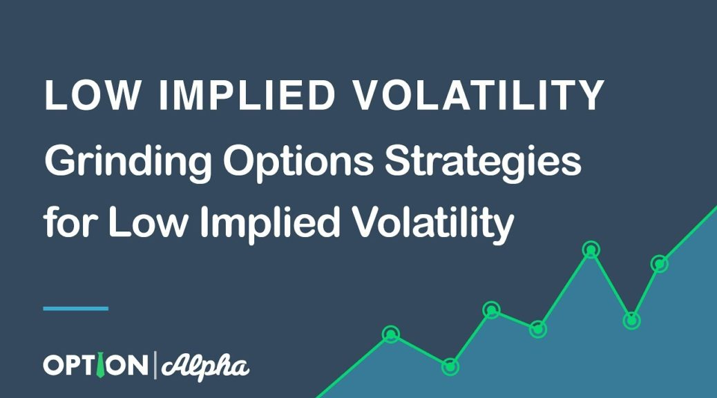 Options volatility trading strategies