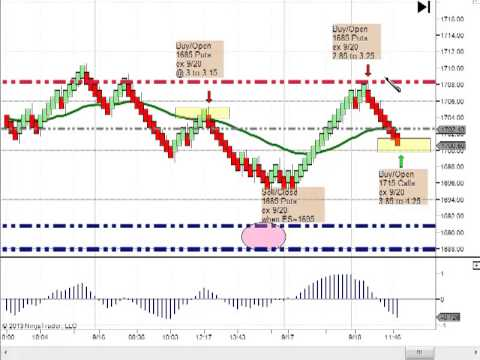 Online trading options sp500